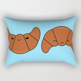 You choose how to be: happy or sad Rectangular Pillow