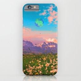 Earth Energy iPhone Case