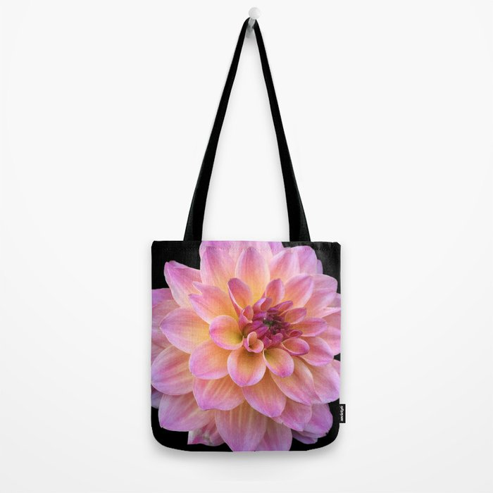 Dahlia in Bloom Tote Bag