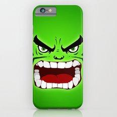 Green Hulk Angry iPhone 6s Slim Case