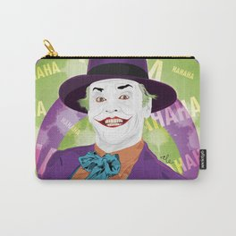 The Joker 1989 Carry-All Pouch