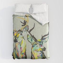 No Ideas Comforters