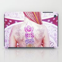 chakra iPad Cases featuring Chakra Path by Webe Love