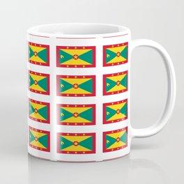 flag of grenada -grenadian,grenadines,Saint georges,grenville,Gouyave,Carriacou,nutmeg Coffee Mug