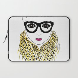 Alicia Frank Custom Laptop Sleeve