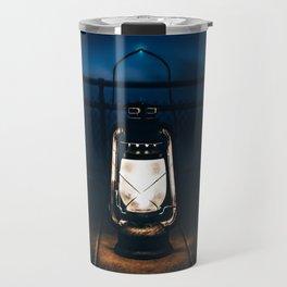 Vintage Lantern Travel Mug