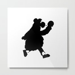 #thejumpmanseries, Phanatic Metal Print