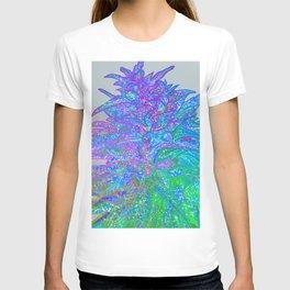 Contemporary hemp harvest Art #3 LizzieFaye La Jolla T-shirt