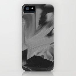 Amalgamating - Abstract Painting iPhone Case