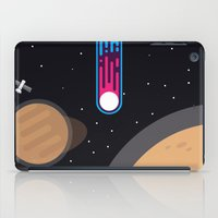 wwe iPad Cases featuring Meteor by eARTh