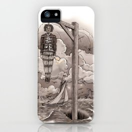 Captain Kidd iPhone Case