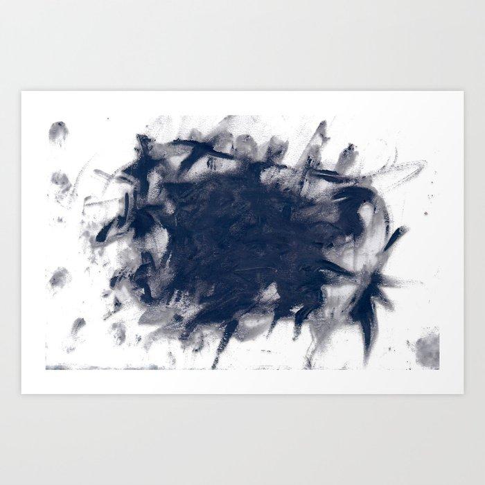might Art Print