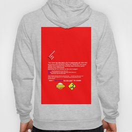 Better off Now G. O. P. Survey Hoody