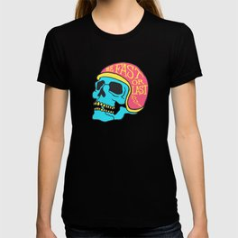 fast or last color T-shirt