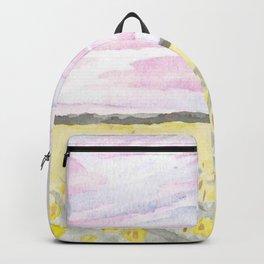 Sunflower Fields Backpack