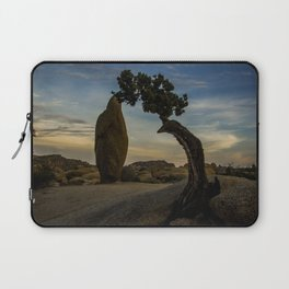 Juniper Tree in Joshua Tree National Park Laptop Sleeve