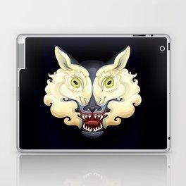 Wolf Lamb Laptop & iPad Skin