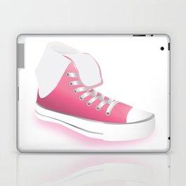 Pink Shoes Laptop & iPad Skin