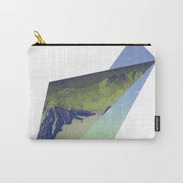 Triangle Mountains Carry-All Pouch