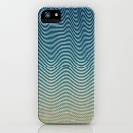 Sea & Shore iPhone Case