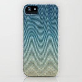 Sea & Shore iPhone Case