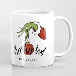 Ho Ho Ho... and stuff Coffee Mug
