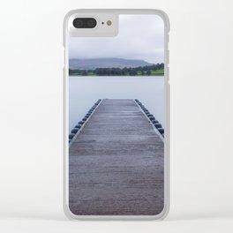 Bala Calm Clear iPhone Case
