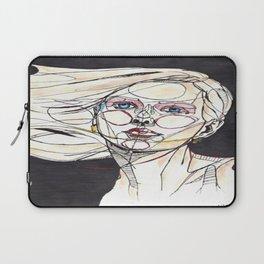 Psychedelic Self Laptop Sleeve