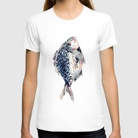 fairytale T-shirts featuring Fairytale Fish by Christie Rainey