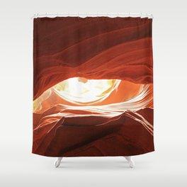 Dragon's Eye Shower Curtain