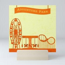 Adventure Park Mini Art Print