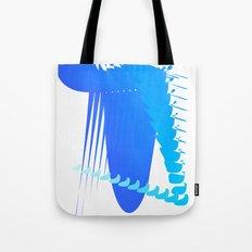 Blue Haze Tote Bag