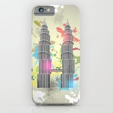 Petronas Towers Abstract iPhone 6s Slim Case