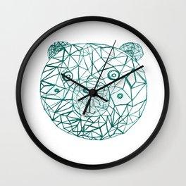 Bear Power  Wall Clock
