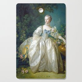 François Boucher Madame Bergeret Cutting Board