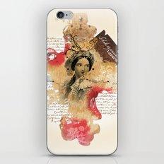 Shakespeare Ladies #1 iPhone & iPod Skin