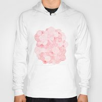 fireworks Hoodies featuring Fireworks by Marcelo Romero