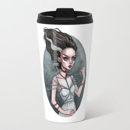 The Bride of Frankenstein Travel Mug