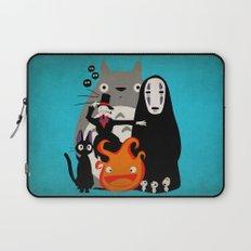 Ghibli'd Away Laptop Sleeve