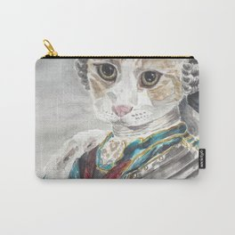 King Louis XVI Cat Carry-All Pouch