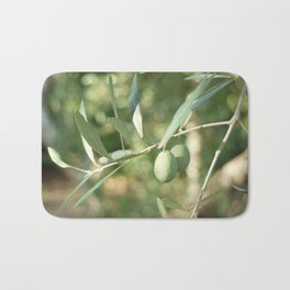 Olives Bath Mat
