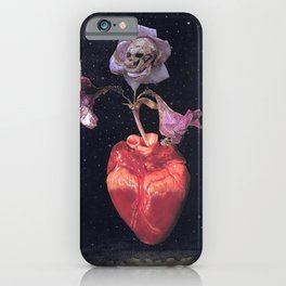 Dark Heart iPhone Case