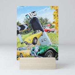 Vim Mini Art Print