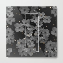 floriferous Metal Print