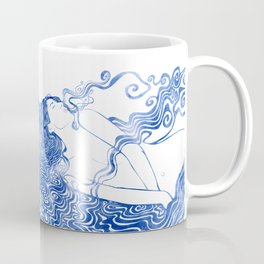 Water Nymph LXVII Coffee Mug