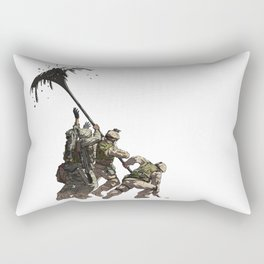 Liberation Rectangular Pillow