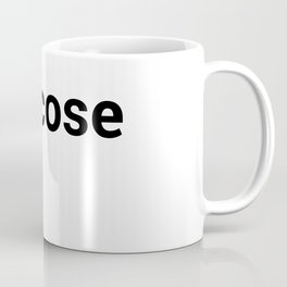 glucose Coffee Mug