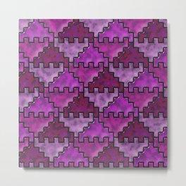 Geometrix LIX Metal Print