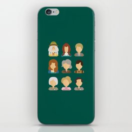 Tuck Everlasting iPhone Skin