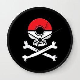 Pirates of Poke.. Wall Clock